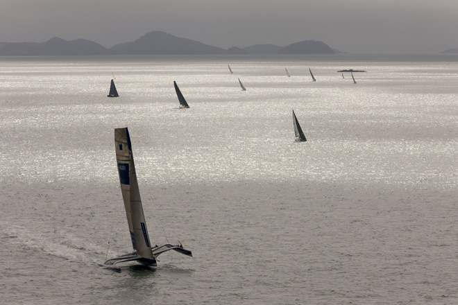 The Club Marine Race - Photo Credit: Andrea Francolini/Audi