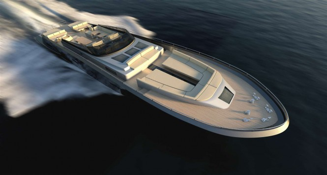 Continental 100 yacht tender