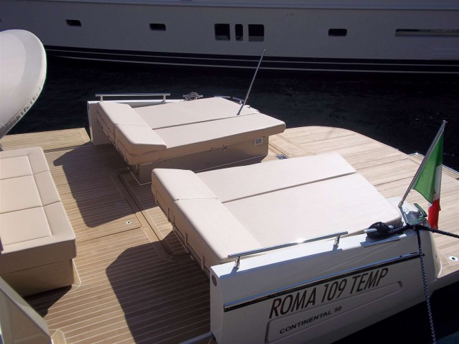Continental 50 Yacht Tender