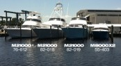 Four new Viking yachts equipped with Seakeeper Gyros