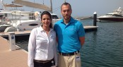 Hanan Baza and Khalil AbuJaber