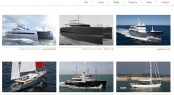 JFA Yachts - New website - Yacht Gallery