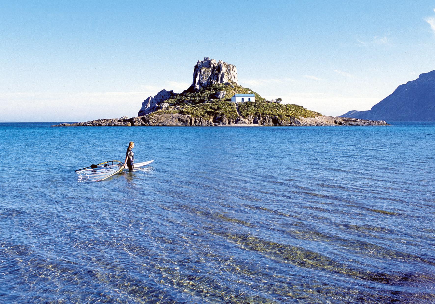 Остров Кос в мае в отеле Sandy Beach 4* фотография 3.
