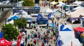 Last year's Expo brought almost 16000 people through the gates over the three day event
