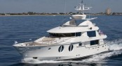 Luxury motor yacht CC105 by Horizon Yachts