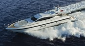 Luxury motor yacht Mangusta 92