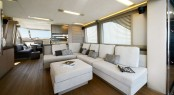 Luxury yacht MCY 70 - Interior