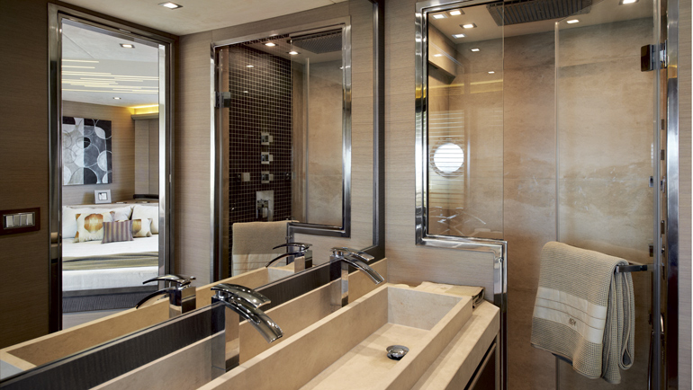 Yacht Bathroom The Latest Motor Yacht MCY 70 By Monte Carlo Yachts