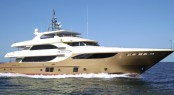 Majesty 135 superyacht by Gulf Craft