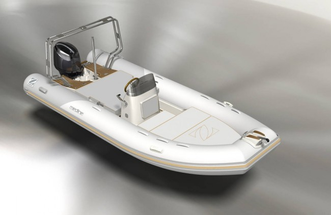 Medline 540 yacht tender by Zodiac