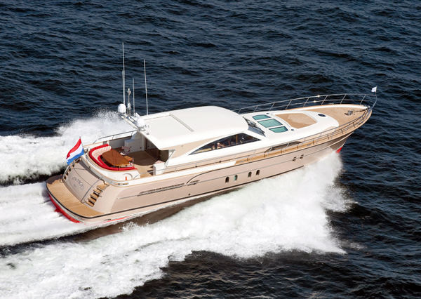 Motor yacht Mulder Convertible 72