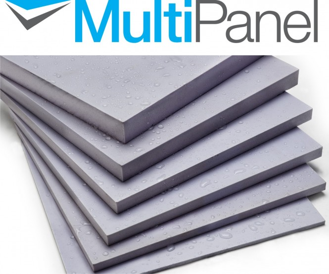 MultiPanel with Logo
