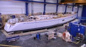Nautor's Swan Launches Newly Refitted Swan 90 (c) Nautor's Swan 2012