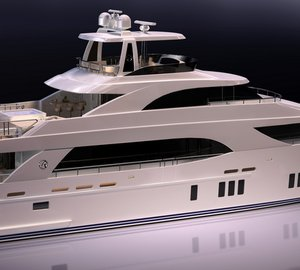 Motor yacht Ocean Alexander 112 - a partnership of the world's best yacht design talents