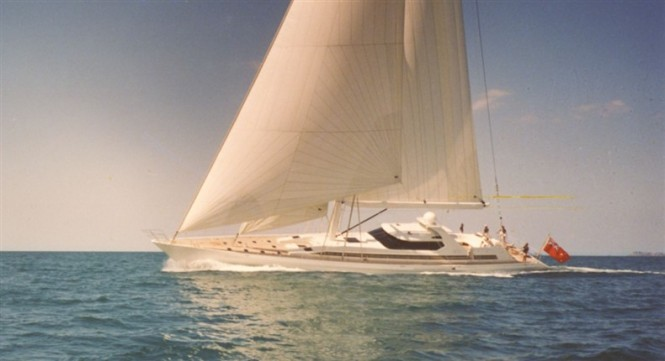 Philkade superyacht by Dubois and Sensation Yachts
