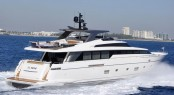 SL 194 superyacht by Sanlorenzo