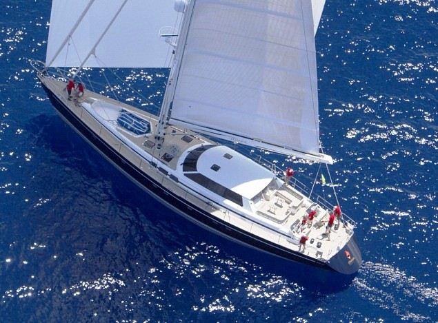 Sailing yacht ITHAKA –  Jongert 2700M superyacht
