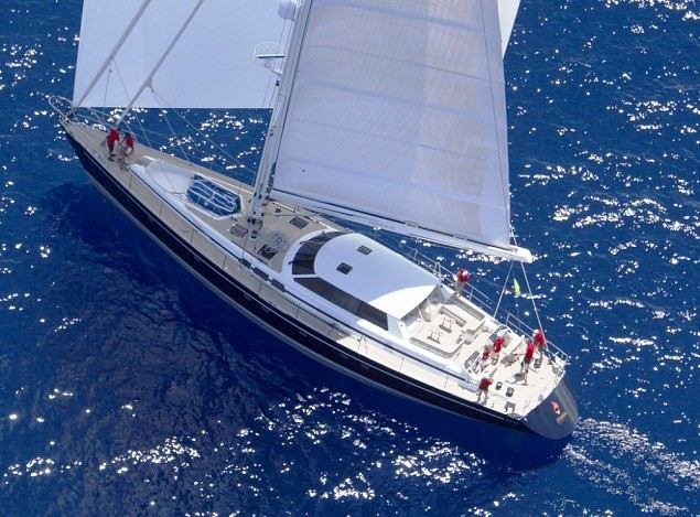 Sailing yacht ITHAKA   Jongert 2700M superyacht