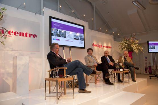 The first Superyacht Design Summit of 2012:  The Bannenberg Reunion