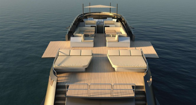 Superyacht tender Continental 100