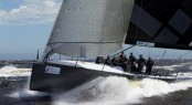 TP52 sailing yacht Hooligan