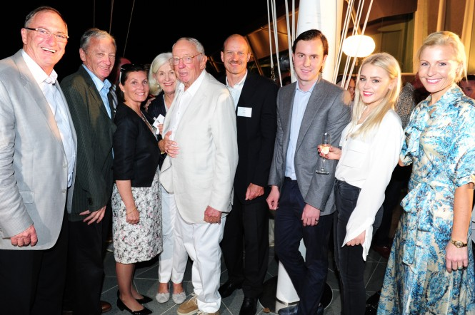 The 29th annual Audi Hamilton Island Race Week Welcome Party at the Yacht Club on August 17th - Photo by Belinda Rolland