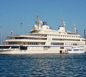 Lurssen delivers the 147m luxury yacht TOPAZ