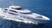 Trinity Yachts Lady Linda superyacht
