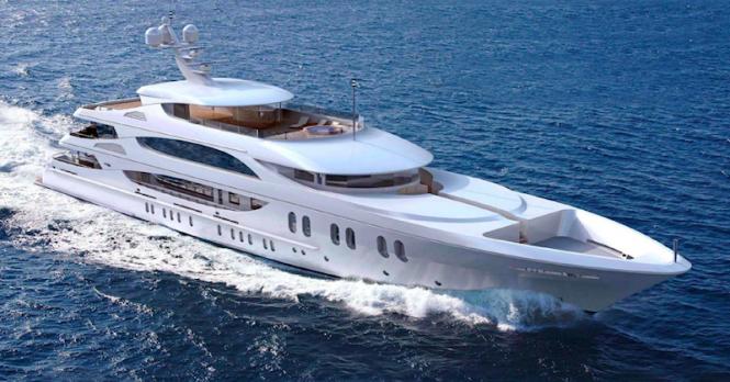 Trinity Yachts Lady Linda superyacht