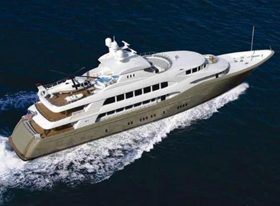 Trinity Yachts luxury motor yacht ARETI