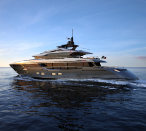 M50 superyacht project by Mondo Marine and Hot Lab Design