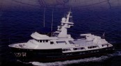 125ft expedition yacht Huracan
