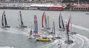 2012-13 America's Cup World Series in San Francisco