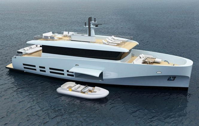 26-metre WallyAce Superyacht to premiere in Cannes