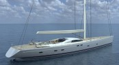 45m Dixon sailing yacht to boast new winches by Lewmar