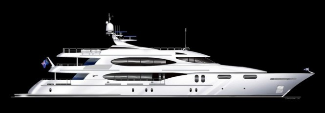 50m Trinity superyacht Lady Sura (T059)