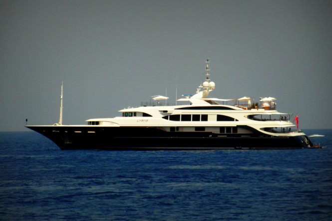 60m Benetti Yacht Lyana