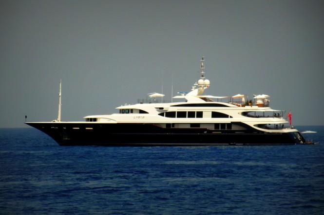 60m Benetti Yacht Lyana