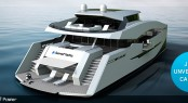 85 Sunreef Power Catamaran Yacht by Sunreef Yachts