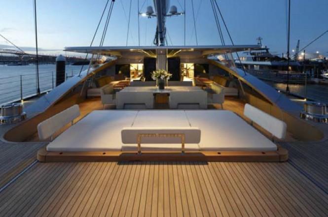 Alloy 67,2m sailing yacht Vertigo