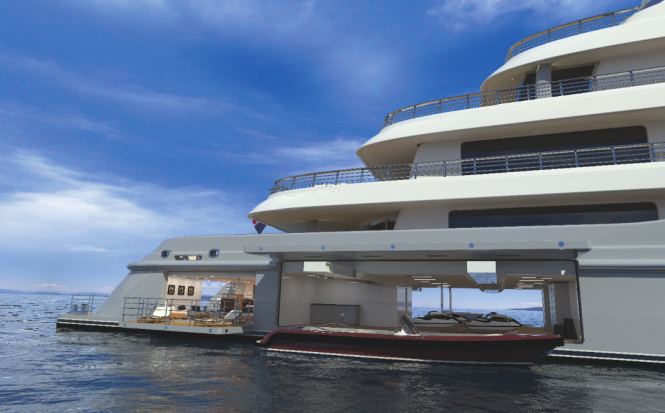 Amels 272 superyacht - Limited Editions yacht - Image courtesy of Amels