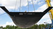 Baltic 72 Grand Prix sailing yacht STIG