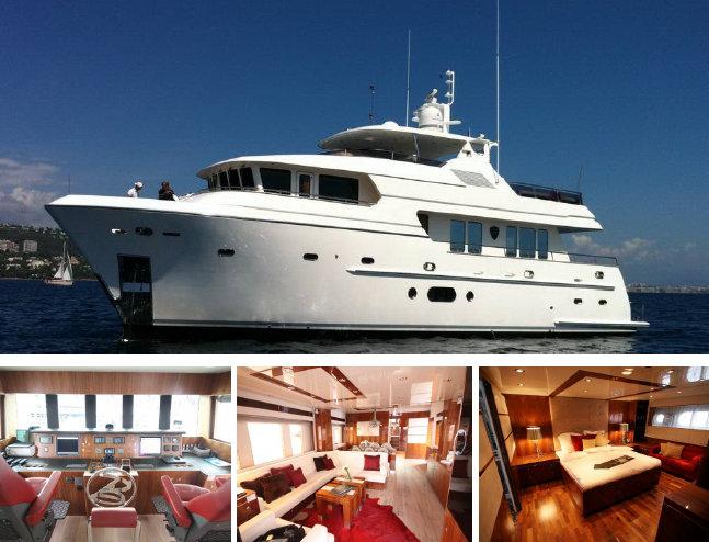Bandido 75 DY20086 yacht by Drettmann Yachts