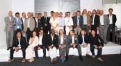 Benetti Press Conference - Monaco Yacht Show - Designer and the Benetti Management Team