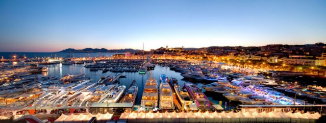 Cannes International Boat Show, September 11 - 16, 2012