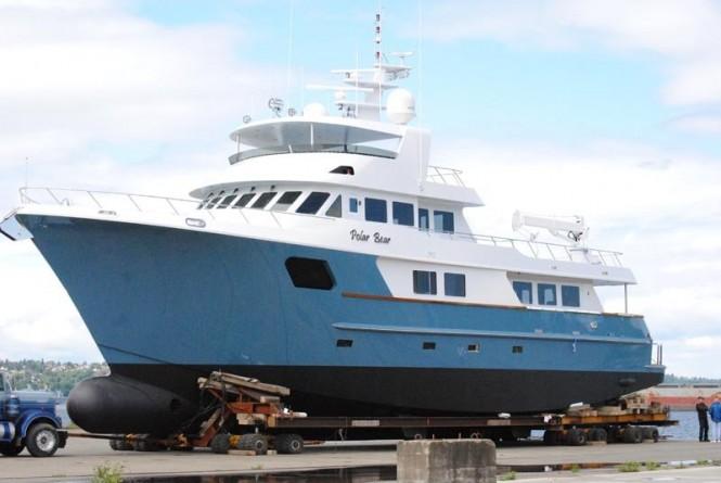Citadel Yachts Polar Bear