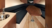 Corsair 32 yacht - Interior