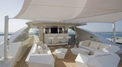 CRN Superyacht DARLINGS DANAMA - Sun Deck