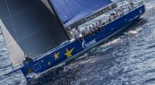 ESIMIT EUROPA 2 (SLO) winner of the Maxi Racing class - Photo Carlo Borlenghi