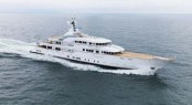 Feadship 78,5m megayacht Hampshire II